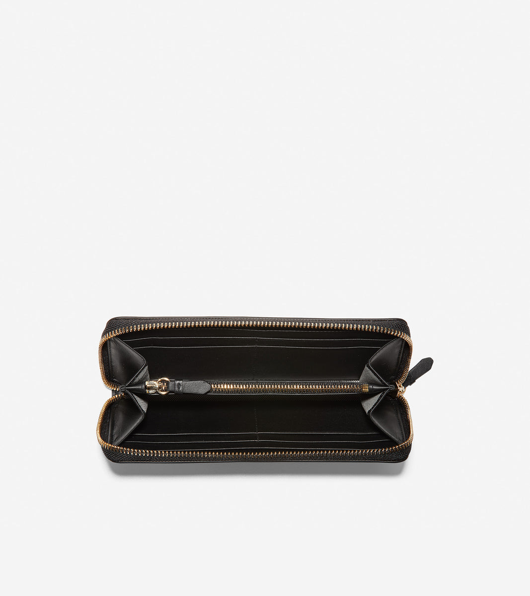 GRANDSERIES Zip Around Continental Wallet