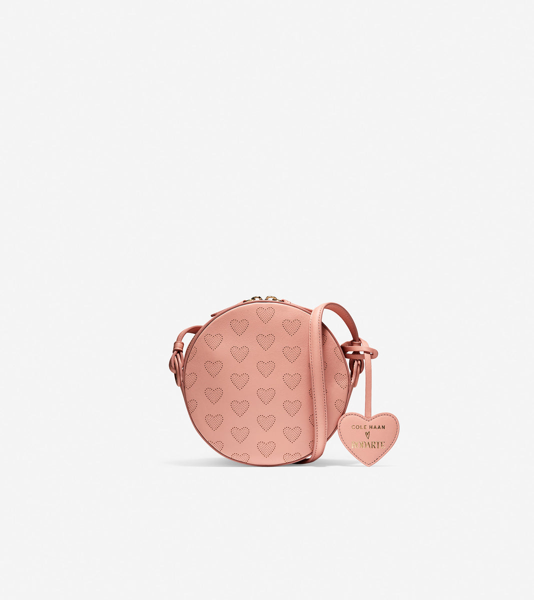 Cole Haan x Rodarte Hearts Circle Bag