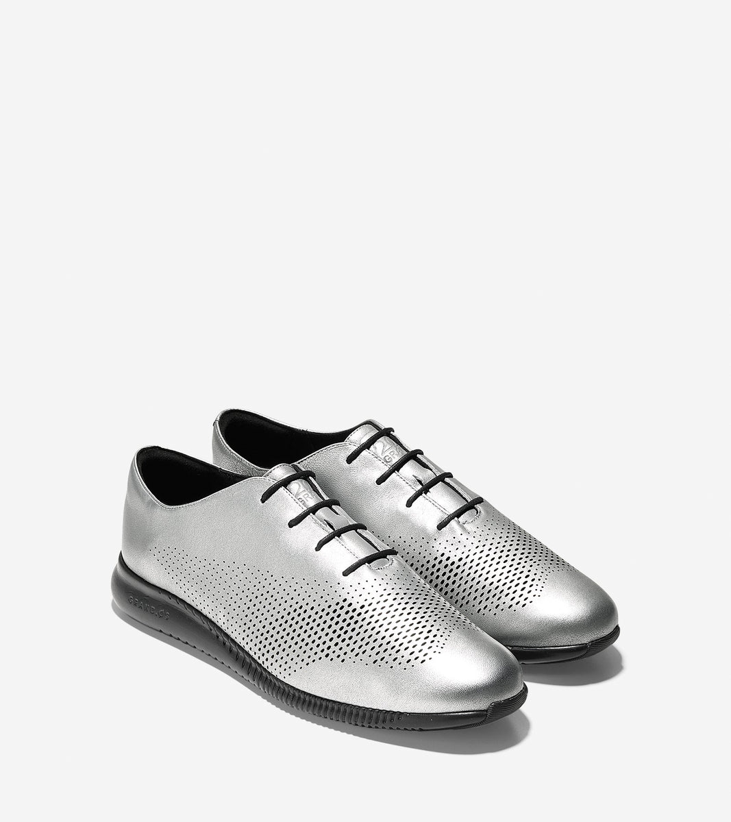 2.ZERØGRAND Laser Wingtip Oxford