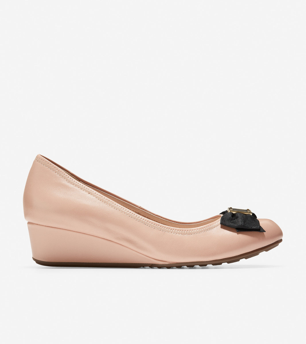 Tali Soft Bow Wedge