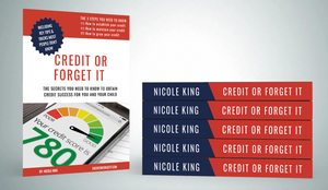 Credit Or Forget It E-Book
