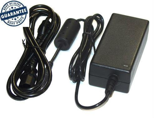 AD/DC power adapter + power cord for  Tevion   Tevion LCD Monitor