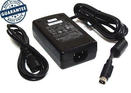AD/DC power adapter + power cord for  SRM-121   SRM-121 LCD Monitor