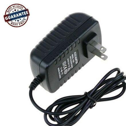 AC Adapter For Sylvania SYNET581 SYNET582-BK Netbook Meso Power Cord Charger PSU