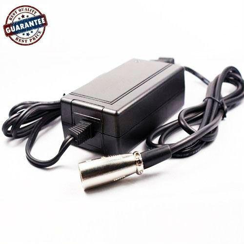 24V 1.8A XLR Mobility Scooter Charger For Jazzy Power Chair US Seller