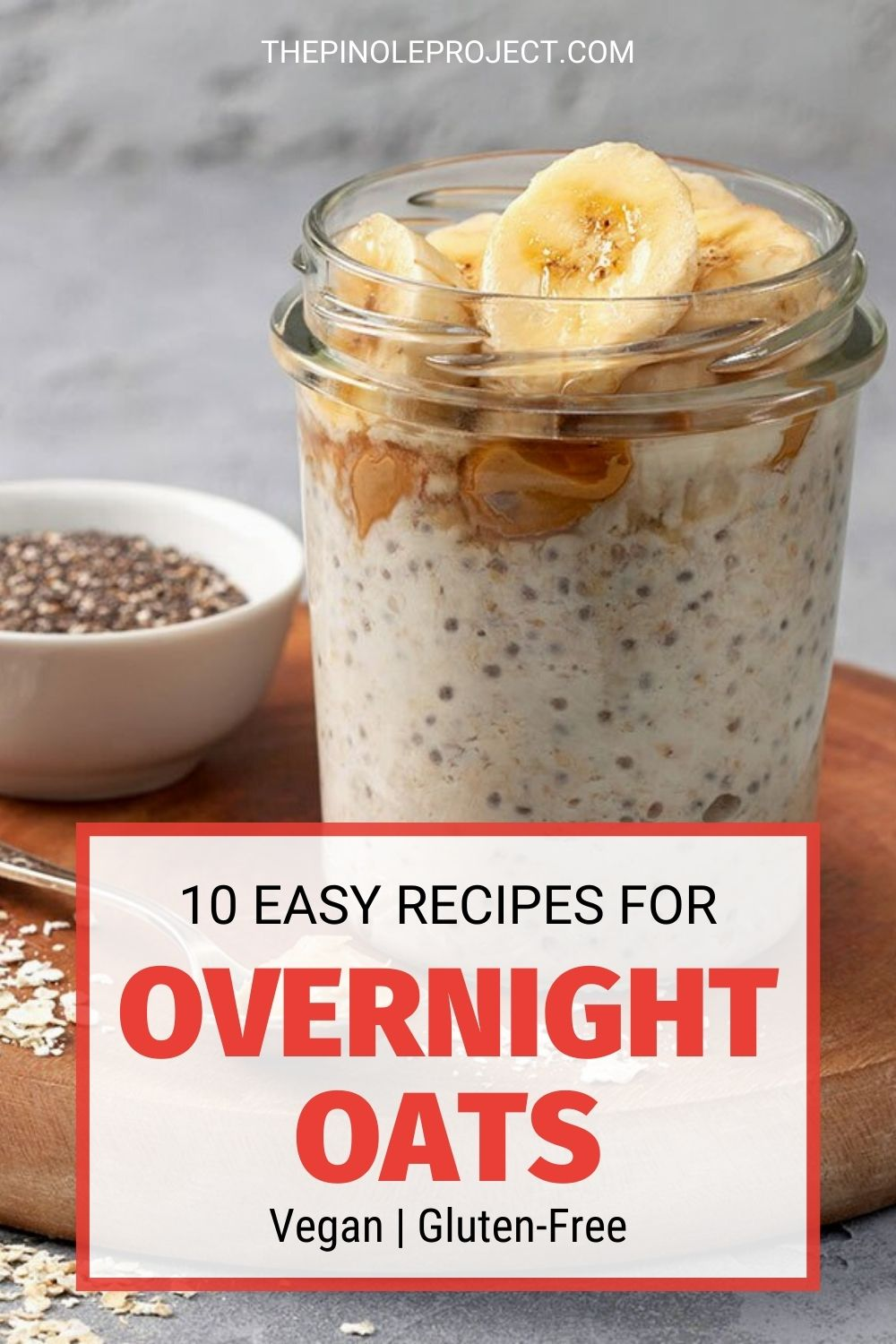 10 Easy Overnight Oats Recipes Picture