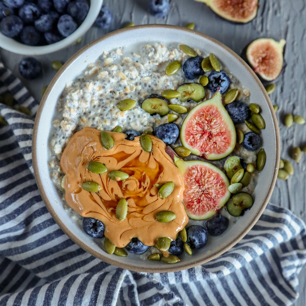 Overnight Oats Recipe for One