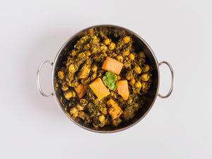Spinach & Chickpea with Sweet Potato Curry 2 x 350g