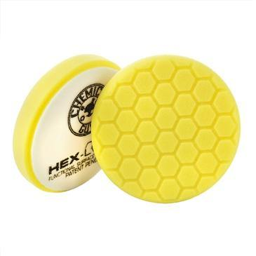 Yellow Hex Logic Heavy Cutting Pad - Culture Detailing Club Ltd