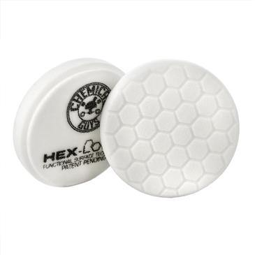 Chemical Guys White Hex Logic Light Polishing Pad - Culture Detailing Club Ltd