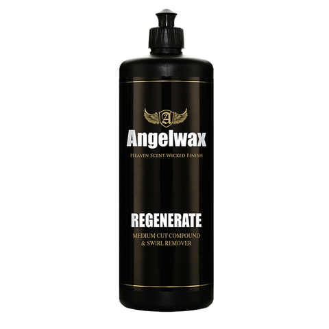 REGENERATE - MEDIUM CUT COMPOUND & SWIRL REMOVER - Culture Detailing Club Ltd
