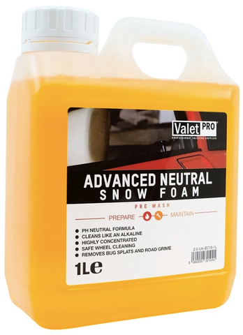Advanced Neutral Snow Foam - Culture Detailing Club Ltd