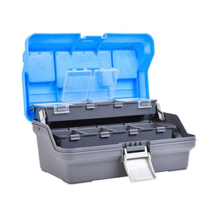 3 Layer Fishing Tackle Suitcase Fishing Gear Bait Lures Shrimp Tackle Storage Box Container Carp Accessories Box Drop Shipping