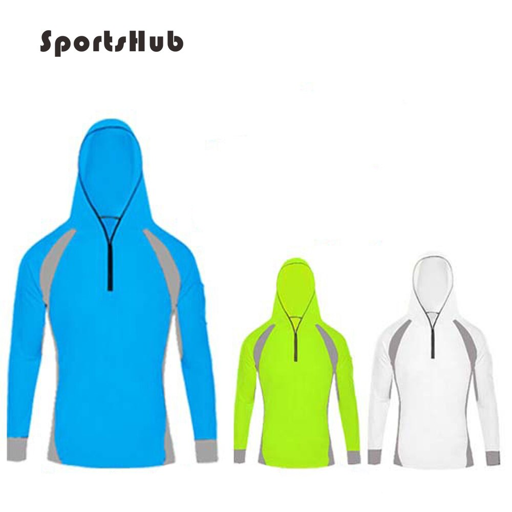 SPORTSHUB Ultra-light Anti-UV Breathable Fishing Clothes Fishing Apparel Fishing Clothing Fishing Suits FT0070