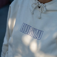Load image into Gallery viewer, TOKYO MIDNIGHT CRUISE HOODIE- CREAM