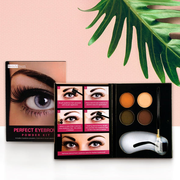 PERFECT EYEBROW POWDER KIT