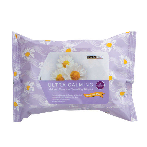 Ultra Calming Makeup Remover Cleansing Tissues