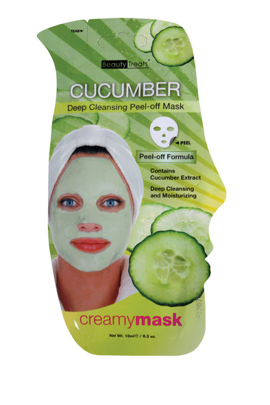 Cucumber - Deep Cleansing Peel-Off Mask