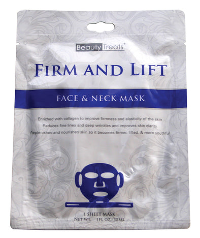 Firm and Lift Face & Neck Mask