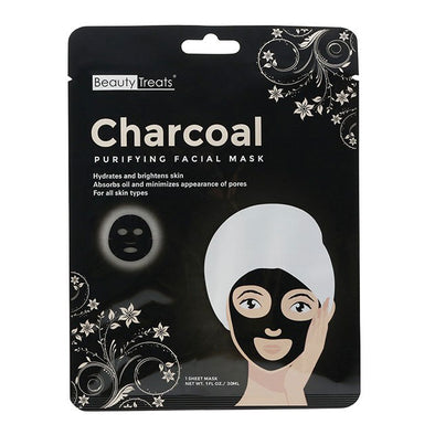 Charcoal Purifying Facial Masks