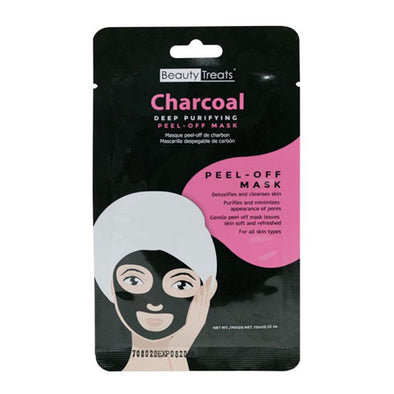 Peel-Off Charcoal Facial Mask