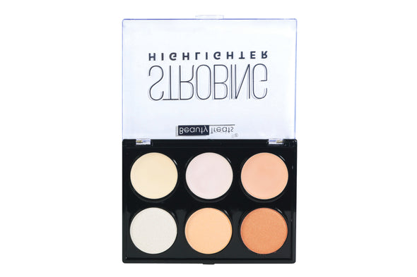 Strobing Highlighter Palette