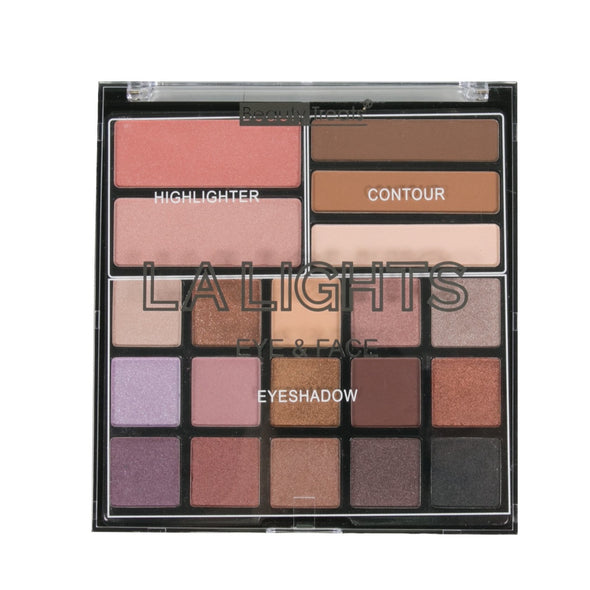 LA LIGHTS EYE & FACE PALETTE