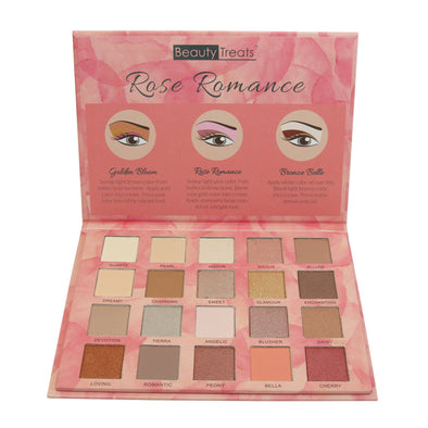 ROSE ROMANCE SHADOW BOOKLET