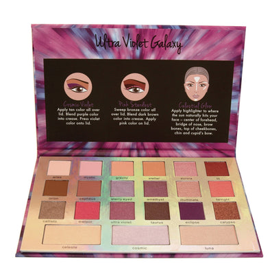ULTRA VIOLET EYE & FACE PALETTE