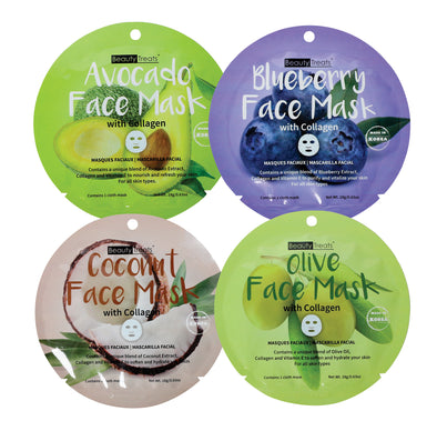 Collagen Face Mask Bundle