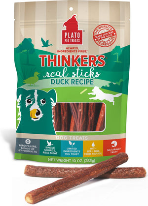 Thinkers - Real Sticks - Duck Recipe