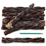 Braided Beef Jerky Esophagus 12""