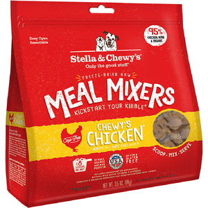 ST556 S.C. FD Chicken Meal Mixer 18oz