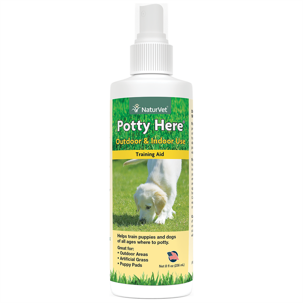NaturVet Potty Here Training Aid