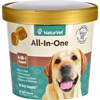 NaturVet All in one 60