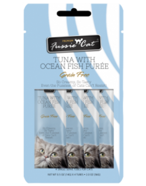 Tuna with Ocean Fish 4 Pack