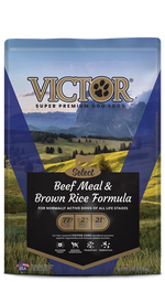 Beef Meal & Rice Formula