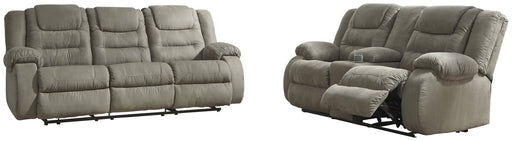 McCade Signature Design Contemporary 2-Piece Living Room Set image