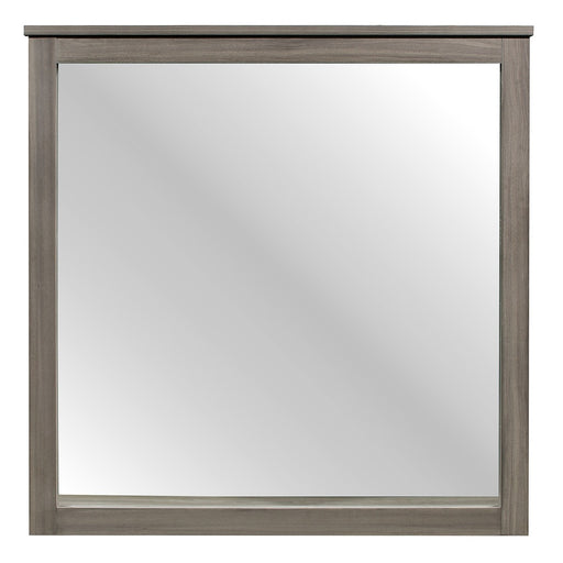 Homelegance Waldorf Mirror in Dark Gray 1902-6 image