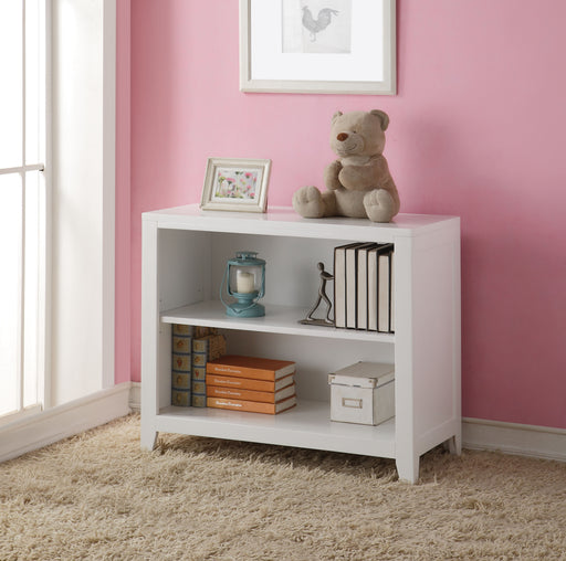 Lacey White Bookcase image
