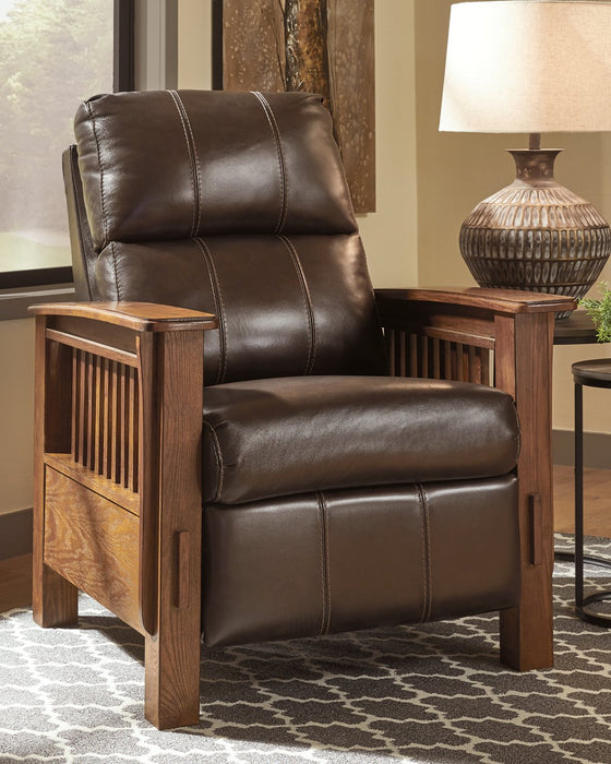 Cowlitz Signature Design by Ashley Recliner image