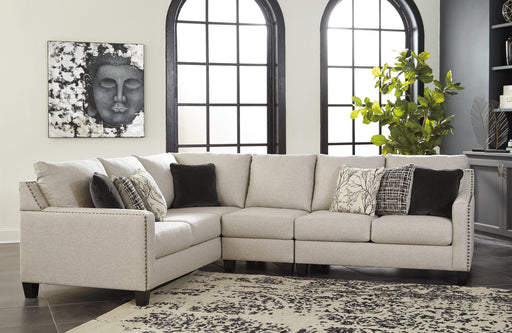 Hallenberg Signature Design by Ashley 3-Piece Sectional image