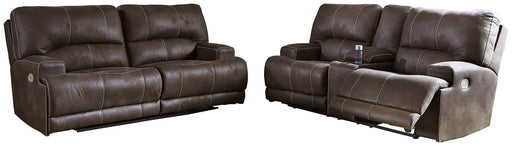 Kitching Signature Design Contemporary 2-Piece Living Room Set image