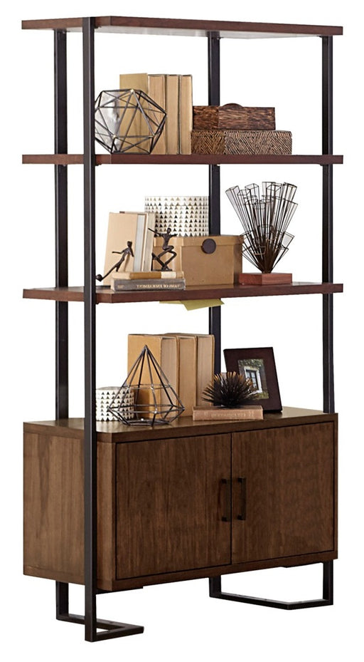 Homelegance Sedley Bookcase in Walnut 5415RF-17* image