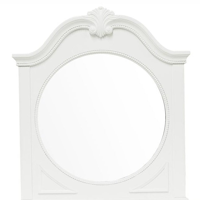 Homelegance Lucida Mirror in White 2039W-6 image
