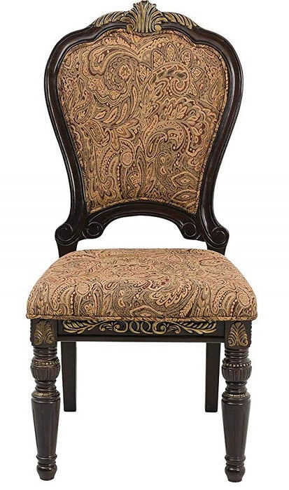 Homelegance Russian Hill Side Chair in Cherry (Set of 2) image