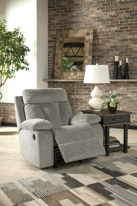 Mitchiner Signature Design by Ashley Recliner image