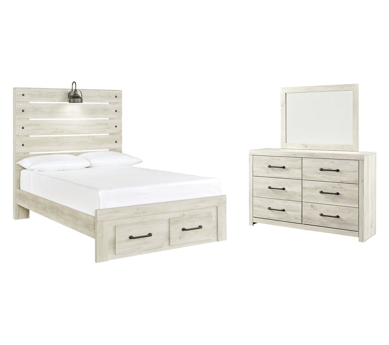 Cambeck Signature Design 5-Piece Youth Bedroom Set with 2 Storage Drawers image