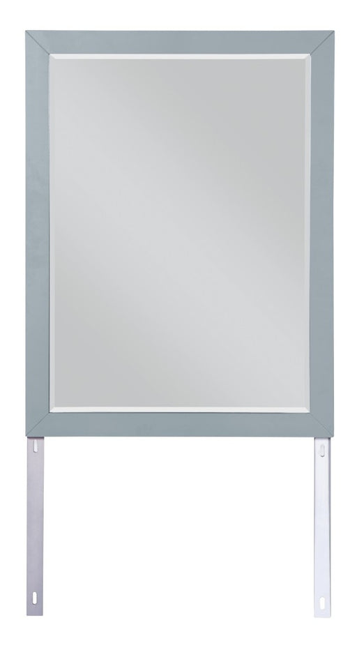 Homelegance Orion Mirror in Gray B2063-6 image