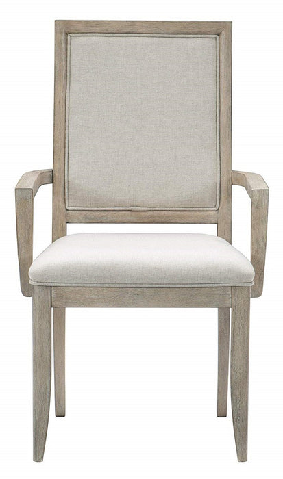 Homelegance Mckewen Arm Chair in Gray (Set of 2) image